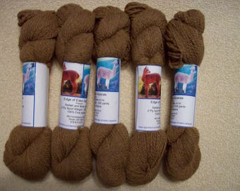 Alpaca Yarn - Delilah and Belle (2 ply sport weight)