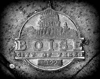 Boise Idaho - Original Signed Fine Art Photograph