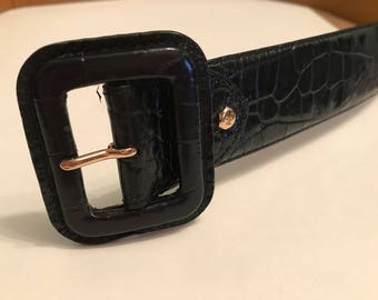 Ralph Lauren Black Belt