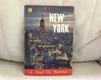 Nester's New York City 1968 Guide