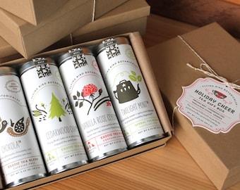 0510 Holiday Cheer Tea Gift box