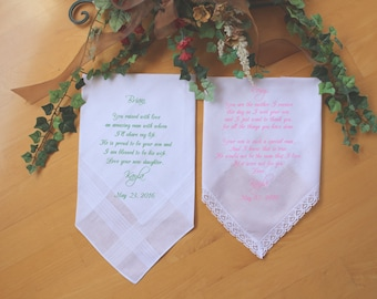 Parents of the Groom gift from the Bride-Wedding Handkerchief-PRINTED-CUSTOMIZED-Wedding Hankerchief-Wedding Gifts-Lace-MS1LS6FCAC[81]