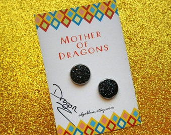 Drogon earrings - mother of dragons Daenerys Targaryen Game of Thrones