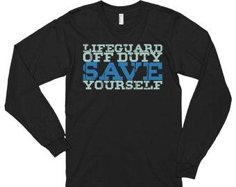 Lifeguard Gift - Lifeguard Chair - Lifeguard Shirt - Lifeguard Sign - Lifeguard Tee - Lifeguard T-shirt - Lifeguard Stand - Lifeguard Gift