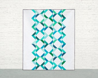 Arrow Point Path PDF Quilt Pattern