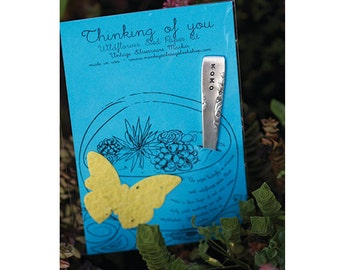 Terrarium - Thinking Of You Wildflower Seed Paper Kit (E0434)