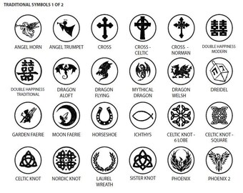 38 Symbol Designs Wax Seal Stamps   Sealing Wax Stamp   Wax Stamp   Sealing Stamp