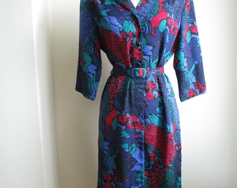 Mood Indigo Dress
