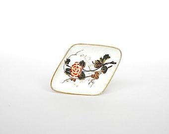 Limoges Trinket Tray Antique Limoges China - Small Dresser Tray - Vintage French Decor - Vintage Limoges Trinket Dish - Oscar Gutherz