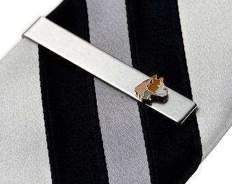 Boxer Tie Clip