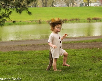 Where the Wild Things Are Costume || Wild One Birthday Boy || Where the Wild Things Are Outfit || Wild One || Short Sleeve Romper || Party
