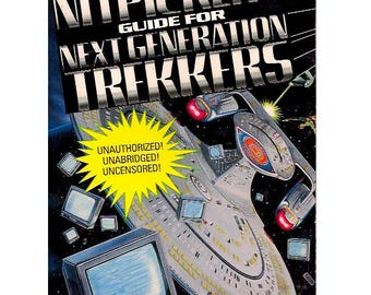 The Nitpicker's Guide For Next Generation Trekkies