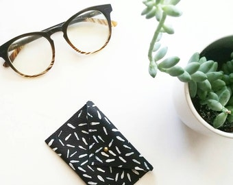 Graphetti Hand Painted Envelope Wallet - Limited Edition