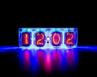 in12,nixie tube clock in12,tube in12,nixie,tube