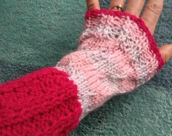 Hand / arm warmers
