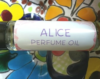 Alice Perfume Oil ~ Roll On Oil