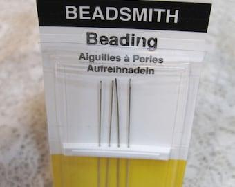 Beadsmith English Beading Needles Size 10