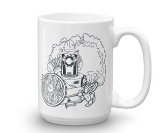 Robin Hood Robin.Bot Mug