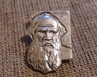 Soviet badge Vintage Soviet  Collectible pin communism