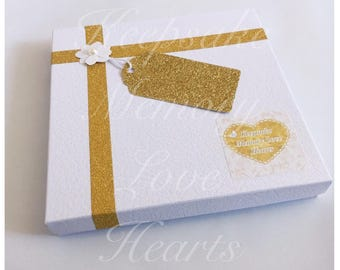 Gift wrapped add on