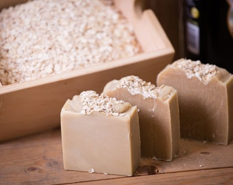 Beer Soap - Certified 100% Natural Pure Vegan Handmade Soap (Cold Process)
