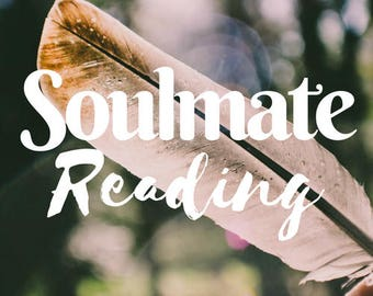 Soulmate Reading / Twin Flame Psychic / Accurate Prediction / 2018 / True Love / Tarot Deck / Fast Psychic / Email Psychic Medium