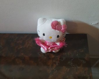 Ty Beanie Babies Hello Kitty Plush, Cheerleader