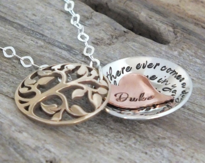 Long distance Relationships | Winnie the pooh quote | Long Distance Gifts | Great Grandma Gifts | Grandma necklace | Long distance necklace