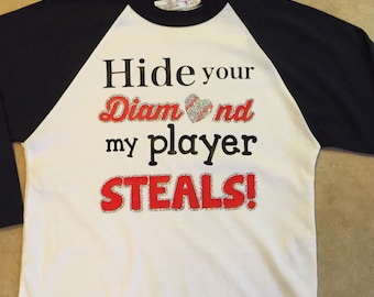 Hide your diamond, my player steals
