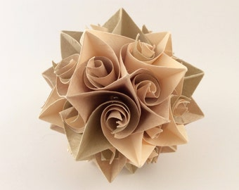 Modular Origami Ball - Curler Units - Model #M23