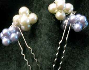 A Touch of Glamor Hair Pins