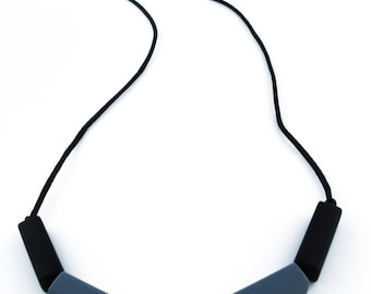 The Block Chewy Necklace