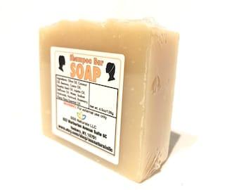 Hair Shampoo Bars, Handmade, Cold Process Soap, 100% Natural