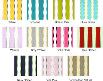 Stripe Ikea Covers, Custom Ikea Chair Covers