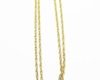 Vintage-Jewelry-Gold-Silver-Sterling-Rhinestone-Pendant-Necklace-Costume Jewelry-Geometric-Retro-Gift-Birthday-Birthday Gift-Anniversary