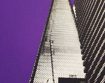 The Shard London Limited Edition Screen Print