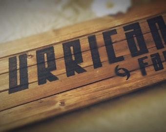 Wood Pallet Plaque