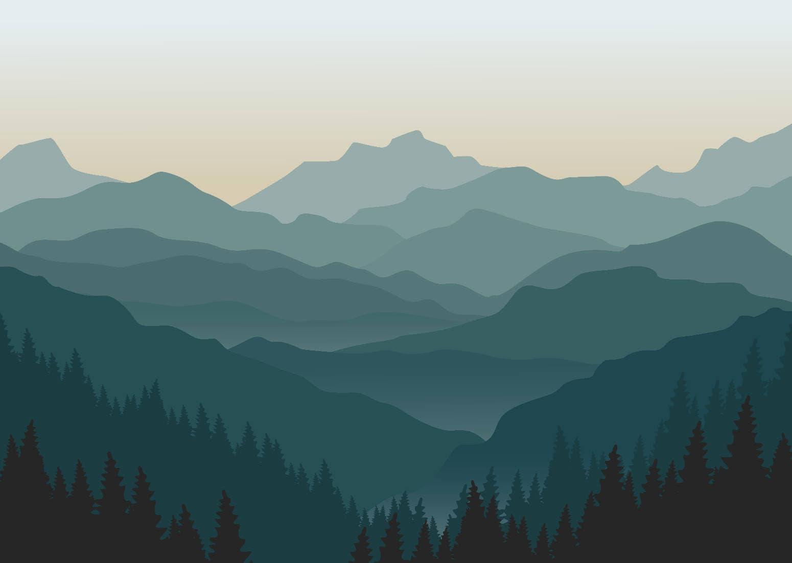 Popular Wallpaper Mountain Mural - il_fullxfull  Trends_877796.jpg?version\u003d0