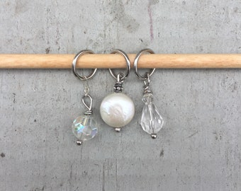Cloud Stitch Marker Set
