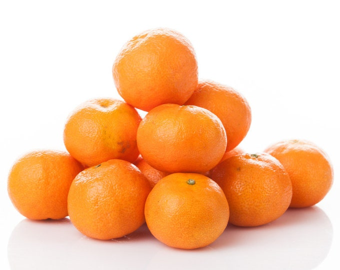 Scented Home Fragrance Clementine Essential Oil, Citrus nobilis, Therapeutic Essential Oil, Anti-Fungal Essential Oil, Immunity Booster,