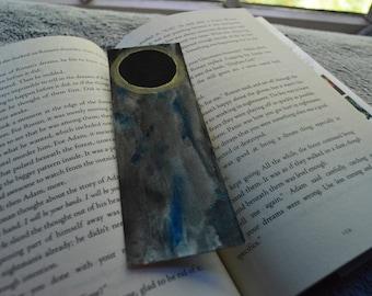 Exclusive Total Solar Eclipse Watercolor Bookmark