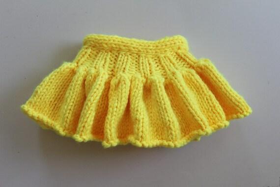Skirt Pattern Girls Tutu Skirt Knitting Pattern Baby