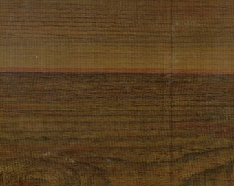 Faux Bois Mesquite Wood Oilcloth Yardage