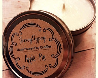8 oz. Apple Pie Soy Candle