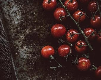 Food Photography, Still Life, Food Art, Home Decor, Restaurant Decor, Wall Art, Kitchen Decor, Gift Ideas, Housewarming Gifts