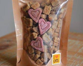 CAT - Valentine's Tuna Treats