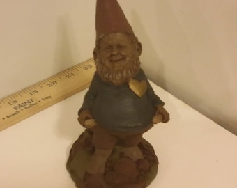 Tom Clark Gnome, Daddy Owe Figure, Cairn Studio Item #69, 1990