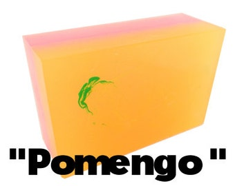 Pomengo - Handmade Soap Bar //vegan, made in Canada//