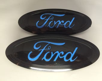 Custom Ford Emblems Etsy - Www imagez co