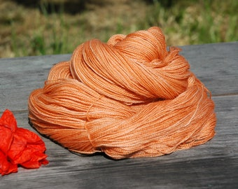 Kincha | Hand Dyed Lace Weight Yarn 800m/100g Extra Fine Merino & Silk